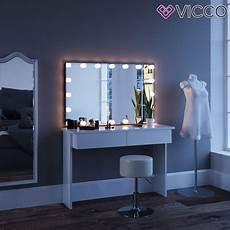 schminktisch mit beleuchtung modern schminktisch mit beleuchtung