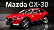 Mazda Cx 30 Una Nueva Camioneta Que Ser 237 A Fabricada En
