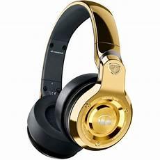 24k gold ear headphones for sale bax