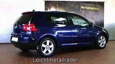 volkswagen golf v 2 0 tdi united 2008 shadow blue metallic