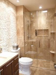 bad fliesen naturstein spa bathroom remodel contemporary bathroom