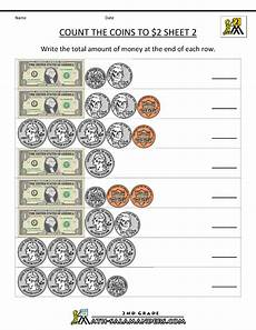 counting money printable worksheets 4th grade 2717 2nd grade money worksheets up to 2