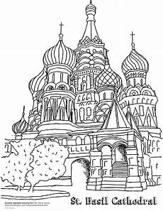 Malvorlagen Russland Ausmalbilder Inspiration Or Coloring Page Russia S St Basil S