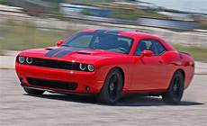 dodge challenger 2016 dodge challenger review car and driver
