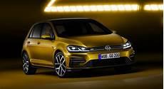 Nouvelle Volkswagen Golf 7 Restyl 233 E 2017 Infos