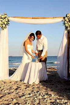 affordable beach weddings 305 793 4387 evelyn juan s