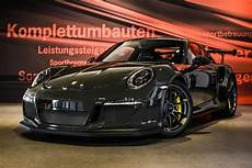 porsche 911 gt3 rs received the kit by edo competition