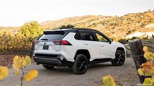 2019 Toyota Rav4 Hybrid Xse Blueprint  Cars Review