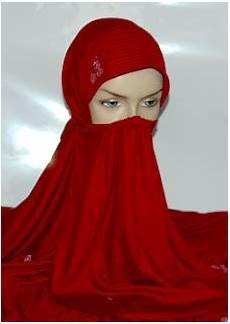 Jilbab Cadar Cantik Murah Model Terbaru