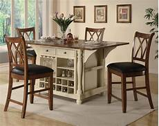 Kitchen Island Table With Chairs by Buttermilk And Cherry Kitchen Island