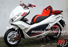 Variasi Pcx by Modifikasi Honda Pcx150 Bandung Matik Promosi Variasi