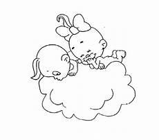 gambar mewarnai awan untuk anak paud dan tk