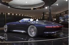 Iaa 2017 Messepremiere F 252 R Die Vision Mercedes Maybach 6