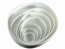 corian italia corian 174 serving bowl vertigo by b b italia design