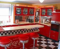 American Diner Einrichtung - amerikanische theken bars im american style der 50er