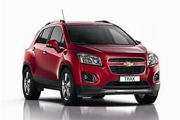 Chevrolet Trax Prices Announced  Carbuyer