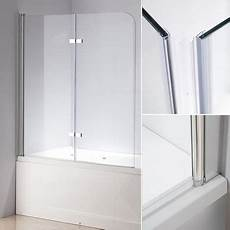 139x119 cm badewannen duschabtrennung aus glas