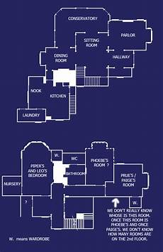 the charmed house floorplan this was my dream house when
