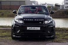 range rover evoque by arden daily tuning