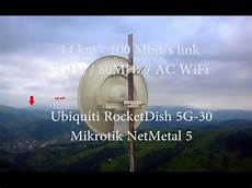 mofa kaufen 50 km h 29867 14 km wireless link 100 mbit s on mikrotik netmetal 5