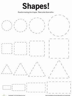 simple letter tracing worksheets 23931 8 basic skills worksheets shapes preschool shapes worksheets preschool worksheets