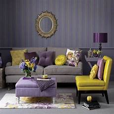 Purple And Gold Home Decor Ideas by Theme Design Purple And Gold Color Combination Before