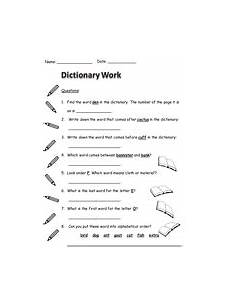year 3 dictionary work by kimorganix teaching resources