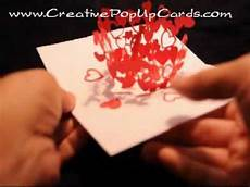 pop up card template s day s day pop up card