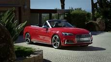 2017 Audi S5 Cabriolet Footage
