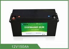 high capacity smart lithium battery cycle 12v 150ah