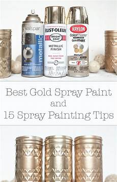 best gold spray paint gold spray the cap and spray paint tips