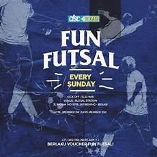 Cisc Regional Bekasi على تويتر Saat Futsal Akan