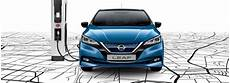 Simply Amazing New Nissan Leaf 100 Electric Car Nissan