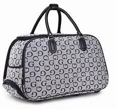damen reisetasche mit rollen herren damen koffer reisetasche g designer stil druck mit