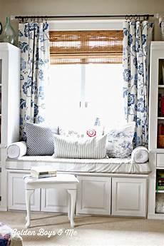 Window Seat Curtains