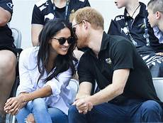 Is Prince Harry Holding Meghan Markle S A Sign Of