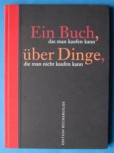 Isbn 9783940111784 Quot Ein Buch Das Kaufen Kann 252 Ber