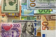 geld und finanzkonzept hundert neue rechnung des dollars