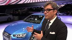 Audi Ag Luca De Meo At The Iaa 2015 Automototv