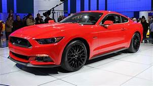 2015 Ford Mustang GT  New Sport Car YouTube