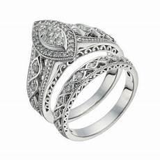 fit 9ct white gold 2 5 carat diamond bridal h