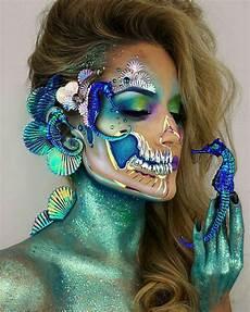 Wow Meerjungfrau Makeup Schminken Verkleidung F 252 R