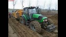 vidéo de tracteur tracteur embourb 233