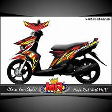 Stiker Motor Mio Gt Keren by Mio Soul Gt Alpinestars Stiker Motor Striping Motor