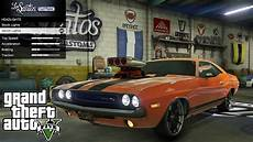 1970 dodge challenger rt 440 gta v car mod tuning