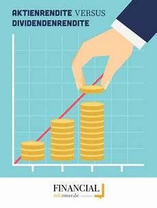 der zusammenhang aktienrendite und dividendenrendite