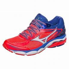 pro du sport mizuno wave ultima 8 orange et bleu chaussures de running