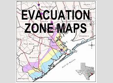 hurricane evacuation zone