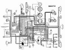 porsche 356 pre a wiring diagram wiring diagram