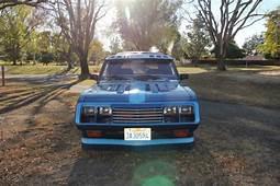 77 Datsun 620 Truck Custom  Classic